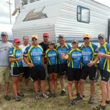 AFAC RAGBRAI Team