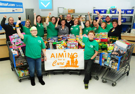 2013 Charity Shopping Spree