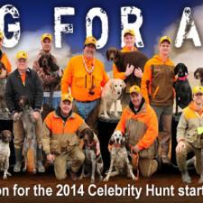 Celebrity Hunt 2014 Slider