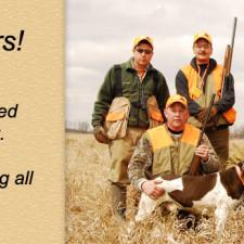 2014 Hunters Welcome