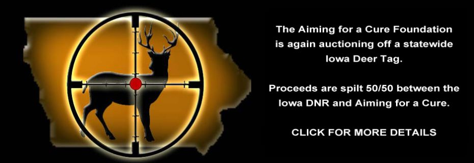 IA Deer Tag Charity Auction